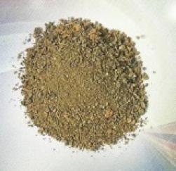 Odpad z čistiarenskeho kalu Vstup: 1kg, 1l Výstup: 18,1 g, 42 ml